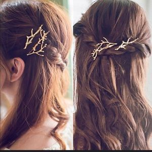 Accessories - Beautiful Branch Hair Pin Set